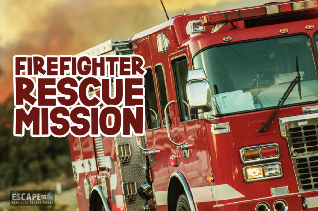 Firefighter Rescue Mission